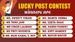 Lucky Post Contest
