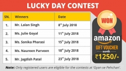 Lucky Day Contest